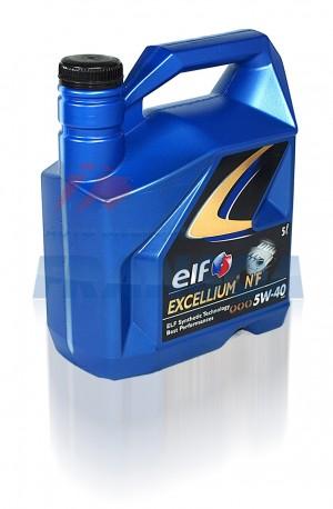 Elf - Excellium ulje 5/1 5W40