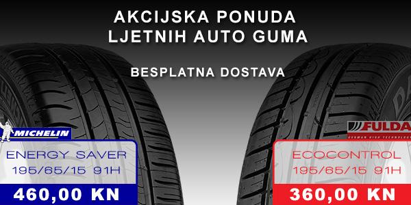 Akcijska ponuda auto guma